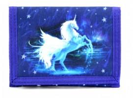Dětská textilní peněženka - Unicorn 1 - Karton P+P - 7-95118