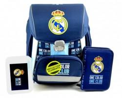 Školní 3 dílný set - Karton P+P - Real Madrid 0-90219