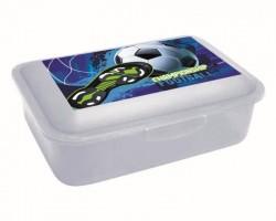 Box na svačinu - Karton P+P - Fotbal - 7-97219