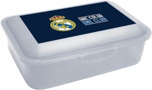 Box na svačinu - Karton P+P - Real Madrid - 1-54119