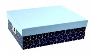 Úložná krabice - Pukka Glee - 31,5 x 24,5 x 10 cm - 8702