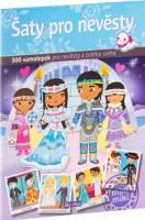 Kniha samolepek - Šaty pro nevěstu - K-PC-1601