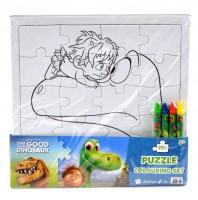 Puzzle vykreslovací - Hodný Dinosaurus - 1089-8