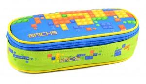 Pouzdro etue Argus - Colour Bricks- 1846-0284