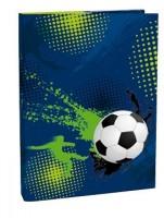 Box na sešity s klopou Stil A5 - Football 3 - 1523507