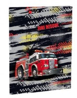 Desky na abecedu Stil - Fire Fighters - 1523521