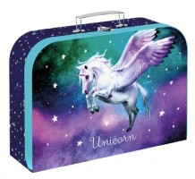 Kufřík lamino - Karton P+P - Unicorn5-63719