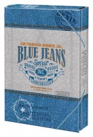 Box na sešity - A4 - Blue Jeans - 1231-0288