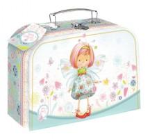 Školní kufřík lamino 25 cm - Miss Molly - Argus - 1732-0291