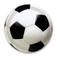 Papírové talířky - Fotbal - 8 ks - 0556/5570400