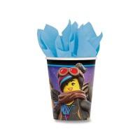 Papírové kelímky - Lego Movie 2 - 8 ks - 0556/5817110