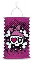 Lampion vytahovací - Pink pirate -1200/1505050