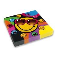 Papírové ubrousky - Smiley Express - 20 ks - 1200/5524280