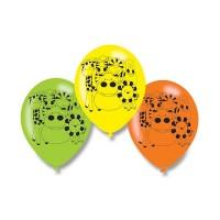 Nafukovací balónky - Jungle 6 ks - 1200/9901936