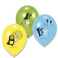 Nafukovací balónky - Krteček 6 ks - 1200/9902926