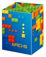 Stojan na tužky - Color Bricks - 1923-0284