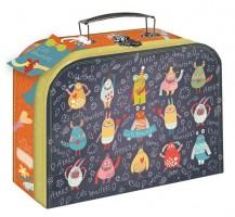 Školní kufřík - 35 cm - Cute Monsters - 1736-0290