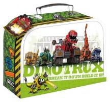Školní kufřík - 35 cm - Dinotrux - 1737-0256