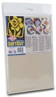 Lino Softcut 300 x 203 x 3 mm - 2 ks -SC4-2