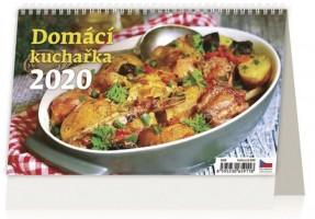 Kalendář stolní - Domácí kuchařka - S04-20