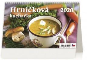 Kalendář stolní - Hrníčková kuchařka - S08-20