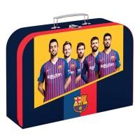 Kufřík lamino 34 cm - Karton P+P - FC Barcelona - 1-84319