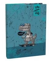 Box na sešity A4 - Cool robot - Stil - 1523490