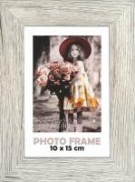 Fotorámeček - Narvik 4 - 10 x 15 cm - světle hnědý - 235565