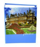 Fotoalbum 10 x 15 cm - 100 foto - Castle 2 - světle modré - 230145 2