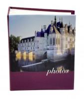Fotoalbum 10 x 15 cm - 100 foto - Castle 3 - fialové - 230145 3