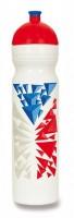 Zdravá láhev - Vlajka 1,0 l - 0550/8910277