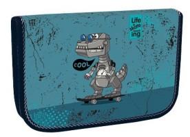 Školní penál Stil - jednopatrový - cool robot - 1523340