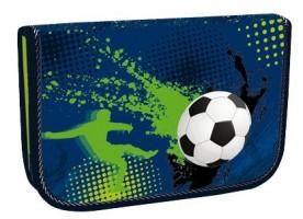 Školní penál Stil - jednopatrový - football 3 - 1523344