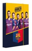 Box na sešity A5 - Karton P+P - FC Barcelona - 1-66919