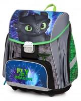 Školní batoh premium - Karton P+P - Jak vycvičit draka - 7-63819