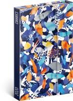 Diář týdenní magnetický Barevné tahy 11 × 16 cm PGD-7027-V