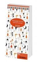Kalendář magnetický Stil - Cats 1304002