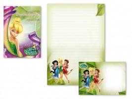 Dopisní souprava Lux 5+10 - Disney - Fairies - 5550242