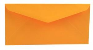 Obálka DL světle oranžová5115