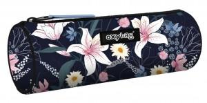 Pouzdro - Etue - kulatá - Karton P+P - Style Flowers- 8-06019