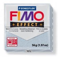 Modelovací hmota FIMO 56 g effect glitrová stříbrná 8020-812