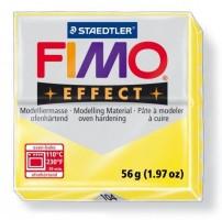 Modelovací hmota FIMO 56 g effect transparentní žlutá 8020-104