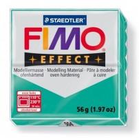 Modelovací hmota FIMO 56 g effect transparentní zelená 8020-504