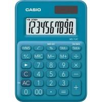 Kalkulátor Casio - modrý - MS7 UC BU