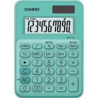 Kalkulátor Casio - zelený - MS7 UC GN