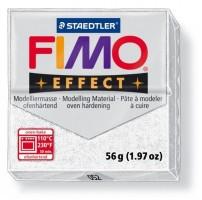 Modelovací hmota FIMO 56 g effect glitrová bílá 8020-052