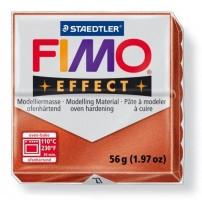 Modelovací hmota FIMO 56 g effect metalická hnědá 8020-27