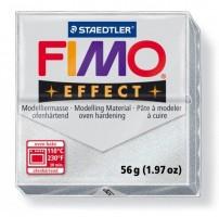 Modelovací hmota FIMO 56 g effect metalická stříbrná 8020-81