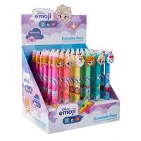Gumovací pero Colorino - Emoji - Ledové království - R15639