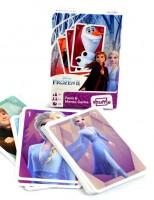 Dětské hrací karty 2 v 1 - Černý Petr + Karetní pexeso - Frozen 2 - 0979